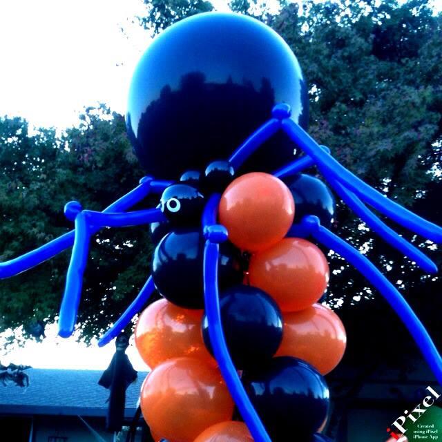Bay Area Balloon - Halloween Balloons