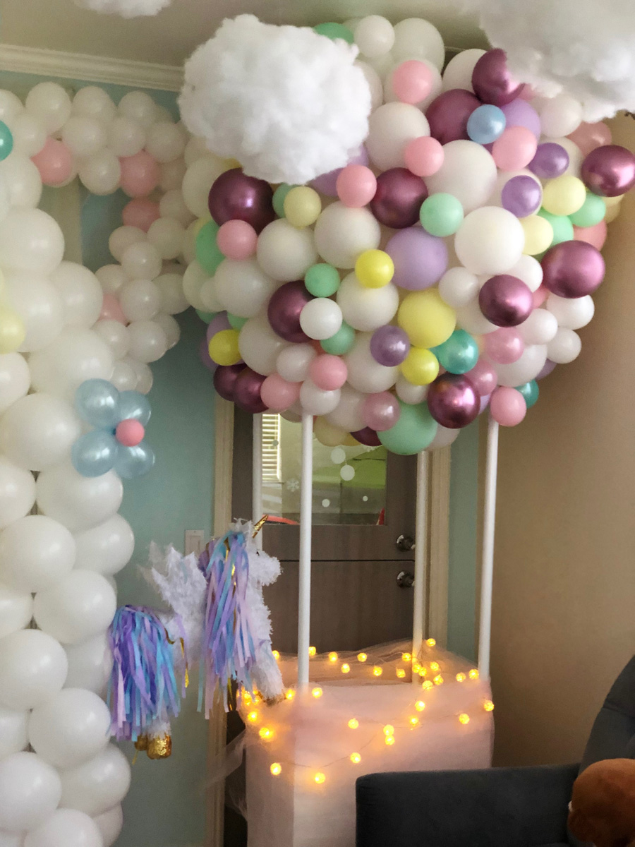 Bay Area Balloon - Balloon Sculpture